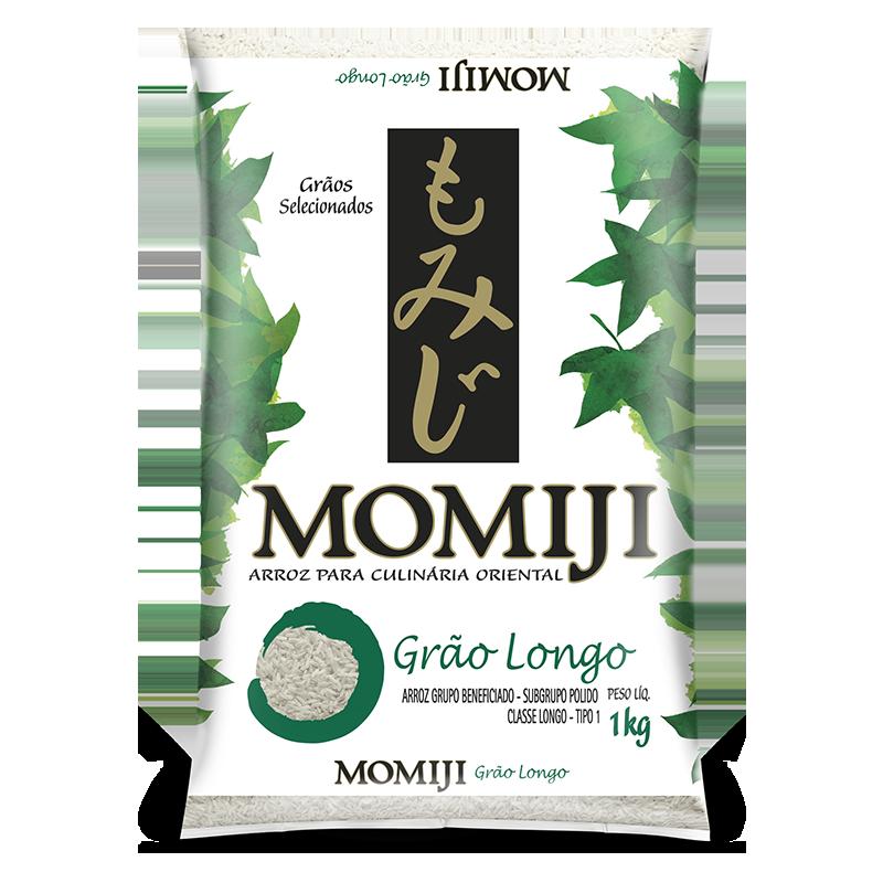 Arroz Grão Longo Momiji (1kg e 5kg)